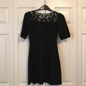Kling XS black dress
